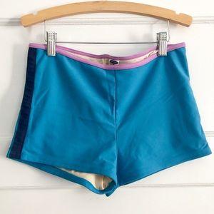 OLD NAVY hot pants swim bottoms - boy shorts